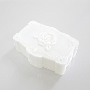 【レンズケース】 Annasui White Contact Lens Case / 1528
