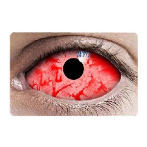 コスプレカラコン【全眼カラコン2枚】 Bloody Zombie Sclera Lenses 2242 / 22mm / 1548