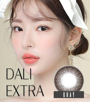 \人気  NO1/【最長1年使用・両目2枚】 ダリグレー Dali Extra Gray / 049</BR>