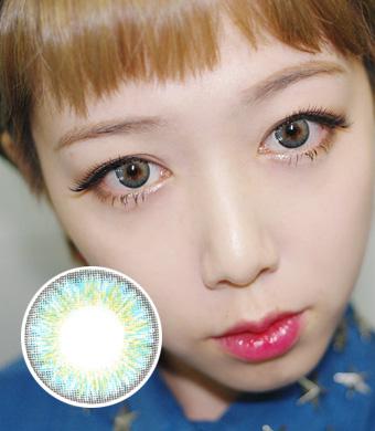 【乱視/6-12ヶ月カラコン】イェジブルー(YEJI Blue) / 1630</br> DIA:14.0mm, G.DIA:13.6mm