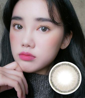 人気【I-DOLアイドルレンズ】カンナロゼ   ヌード  CANNA ROZE  Nude Brown /1611